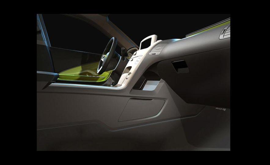 Chevrolet Volt MPV5 electric concept - Slide 23
