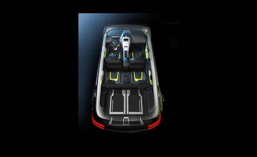 Chevrolet Volt MPV5 electric concept - Slide 25