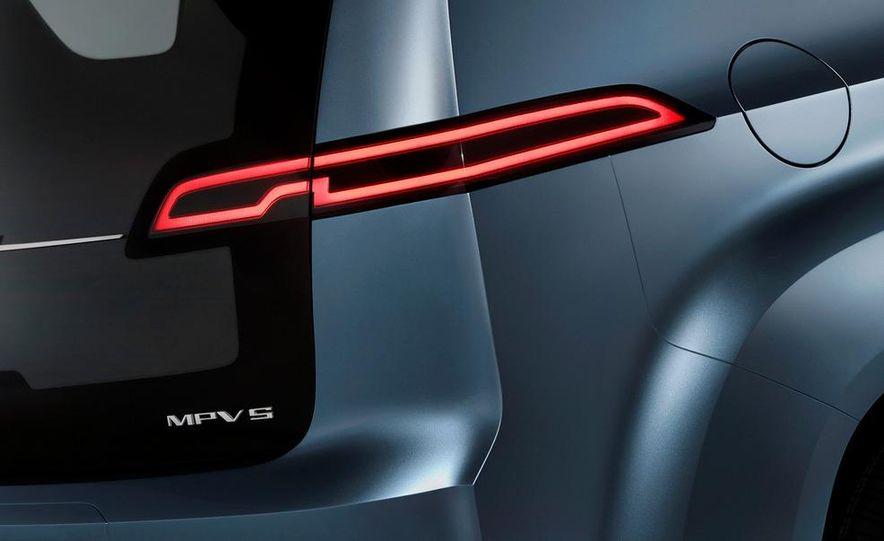 Chevrolet Volt MPV5 electric concept - Slide 22