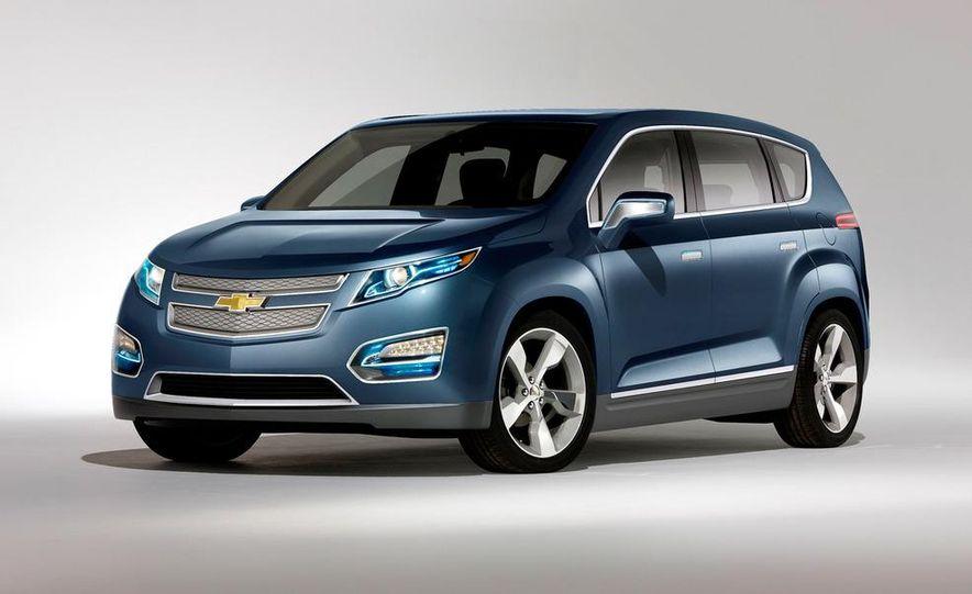 Chevrolet Volt MPV5 electric concept - Slide 15