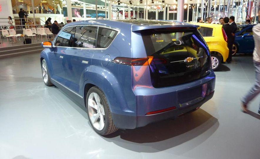 Chevrolet Volt MPV5 electric concept - Slide 4