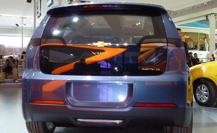 Chevrolet Volt MPV5 electric concept - Slide 7