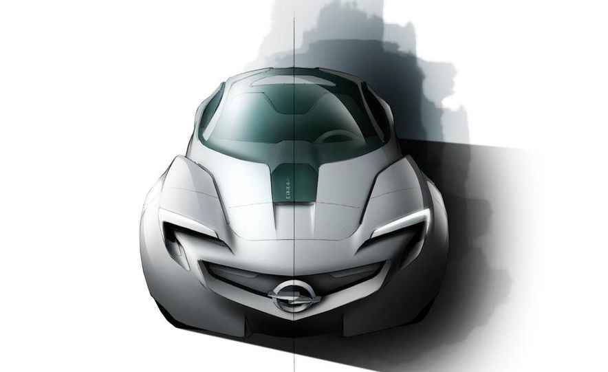 Chevrolet Volt MPV5 electric concept - Slide 76