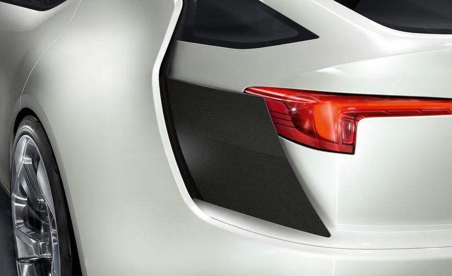 Chevrolet Volt MPV5 electric concept - Slide 80