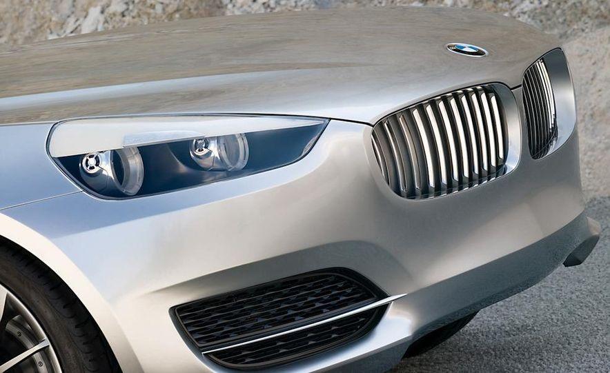 BMW Concept Gran Coupé - Slide 55