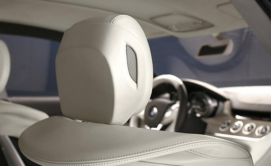 BMW Concept Gran Coupé - Slide 65