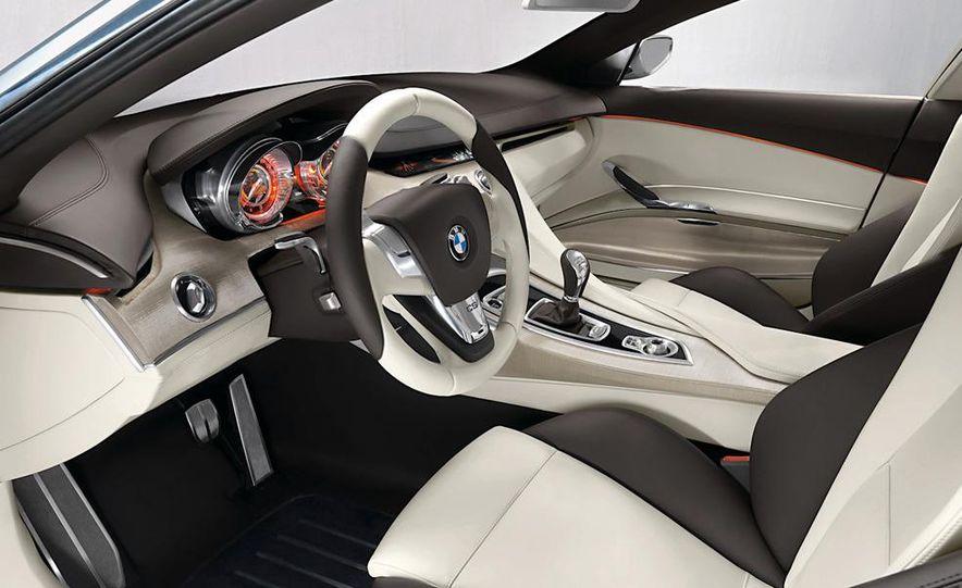 BMW Concept Gran Coupé - Slide 58