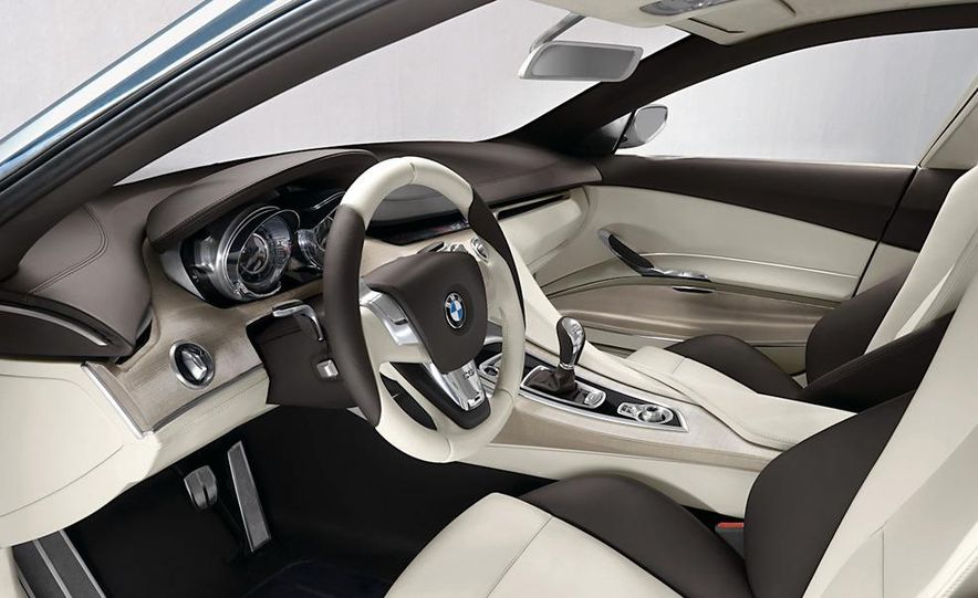 BMW Concept Gran Coupé - Slide 59