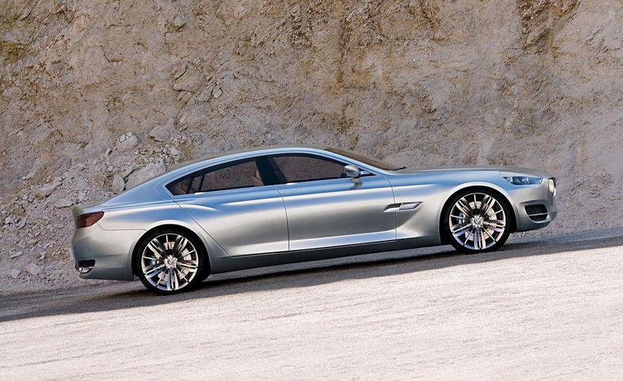 BMW Concept Gran Coupé - Slide 38