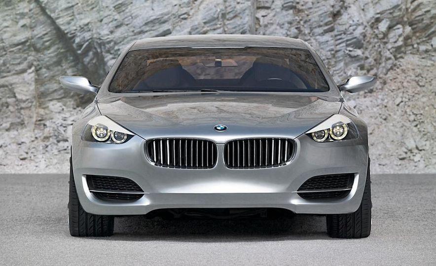 BMW Concept Gran Coupé - Slide 39