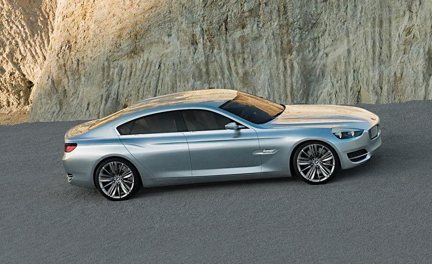 BMW Concept Gran Coupé - Slide 41