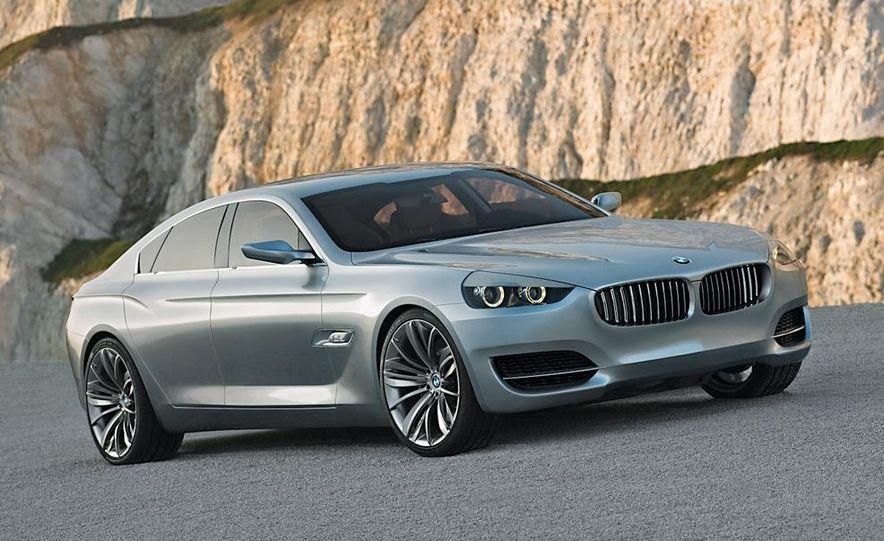 BMW Concept Gran Coupé - Slide 43