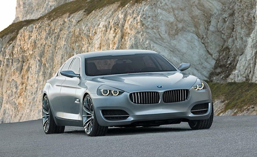 BMW Concept Gran Coupé - Slide 44