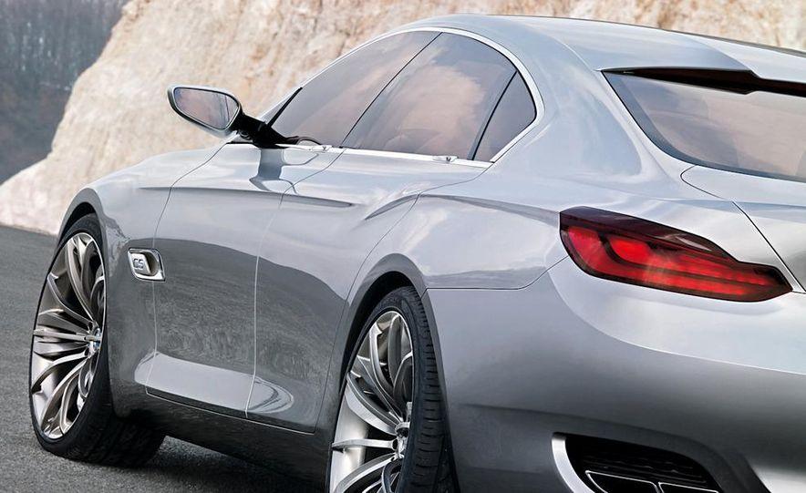 BMW Concept Gran Coupé - Slide 56