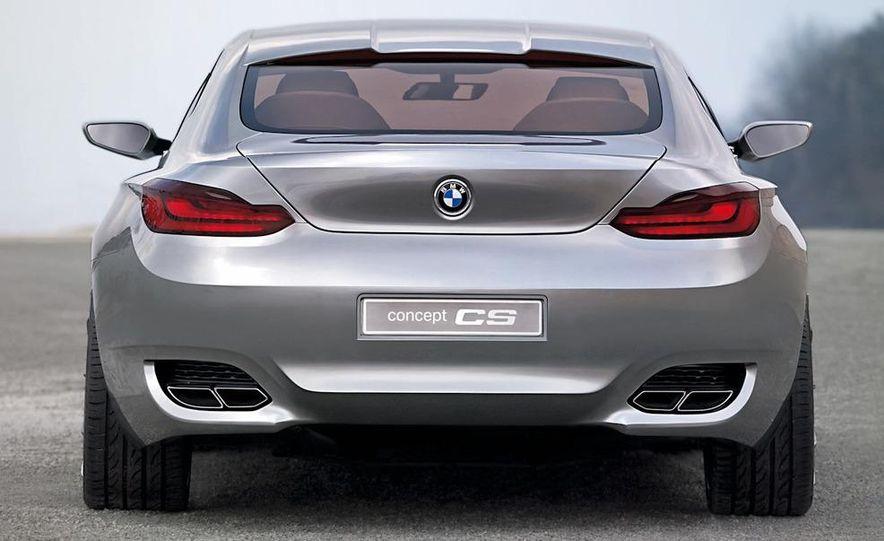 BMW Concept Gran Coupé - Slide 45
