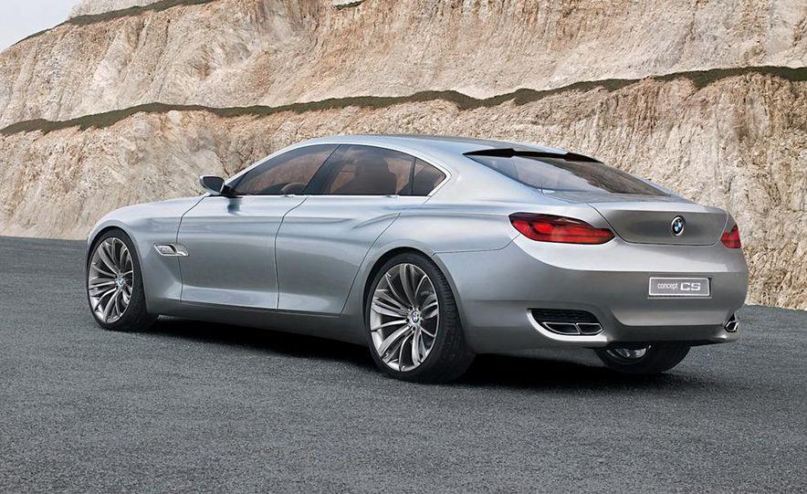 BMW Concept Gran Coupé - Slide 46