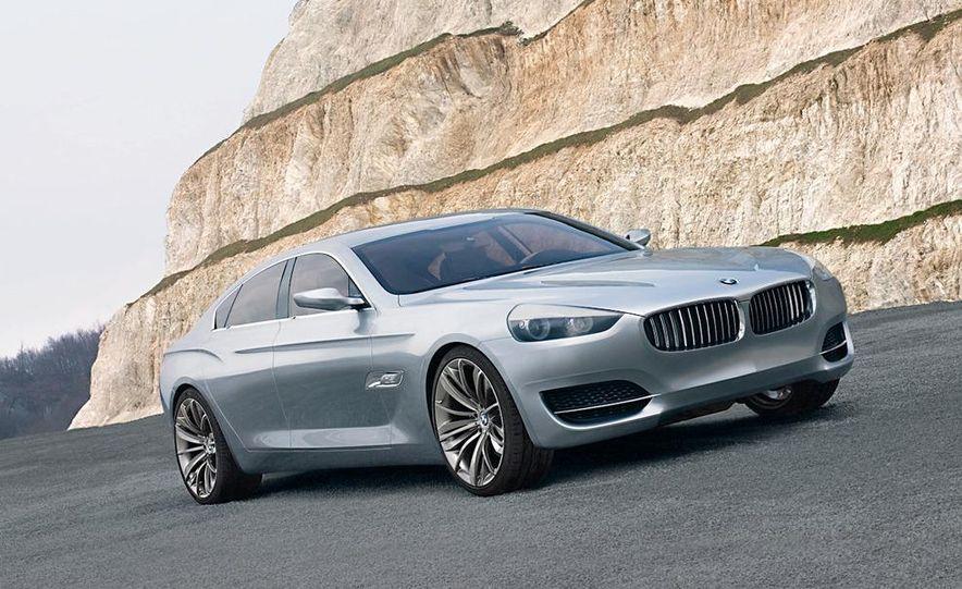 BMW Concept Gran Coupé - Slide 47