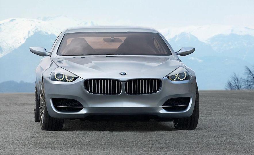 BMW Concept Gran Coupé - Slide 48