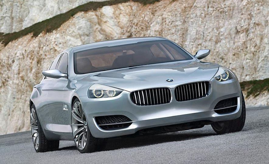 BMW Concept Gran Coupé - Slide 49