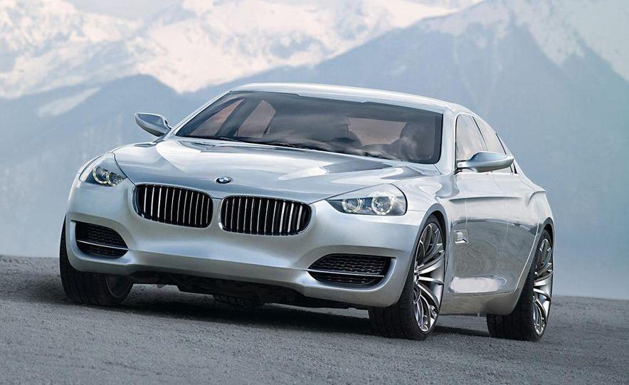 BMW Concept Gran Coupé - Slide 51