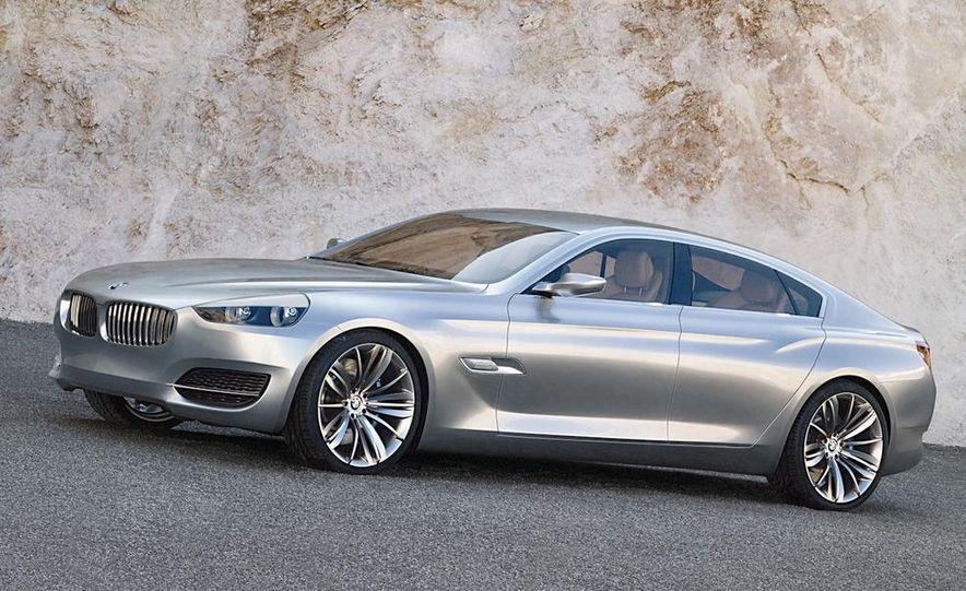 BMW Concept Gran Coupé - Slide 53