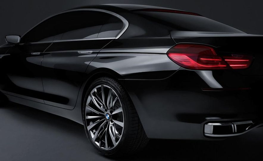 BMW Concept Gran Coupé - Slide 35