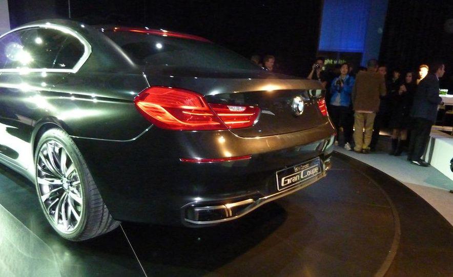 BMW Concept Gran Coupé - Slide 20