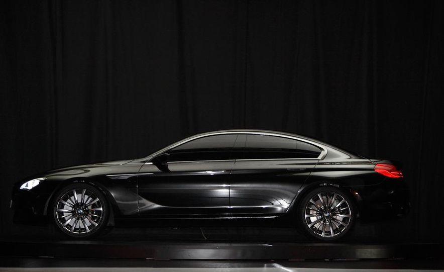 BMW Concept Gran Coupé - Slide 9