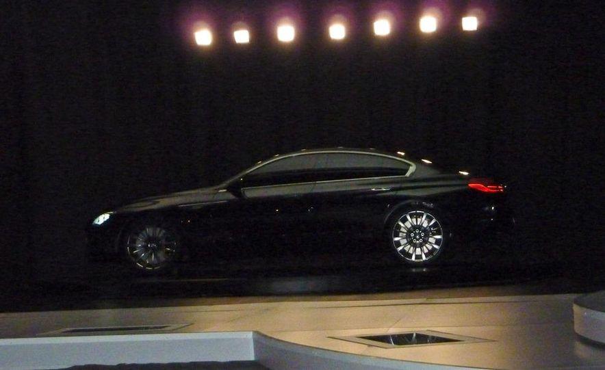 BMW Concept Gran Coupé - Slide 11