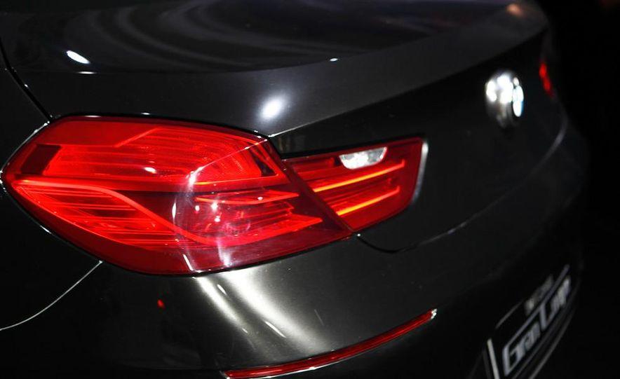 BMW Concept Gran Coupé - Slide 23