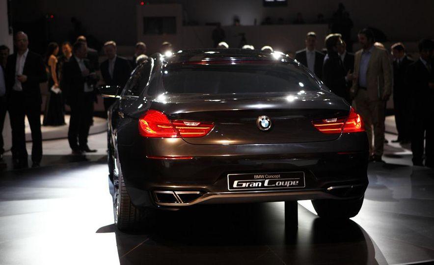 BMW Concept Gran Coupé - Slide 13