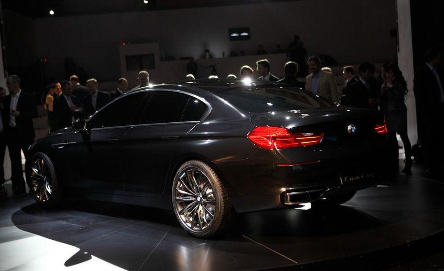 BMW Concept Gran Coupé - Slide 14
