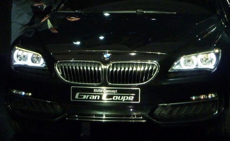 BMW Concept Gran Coupé - Slide 21