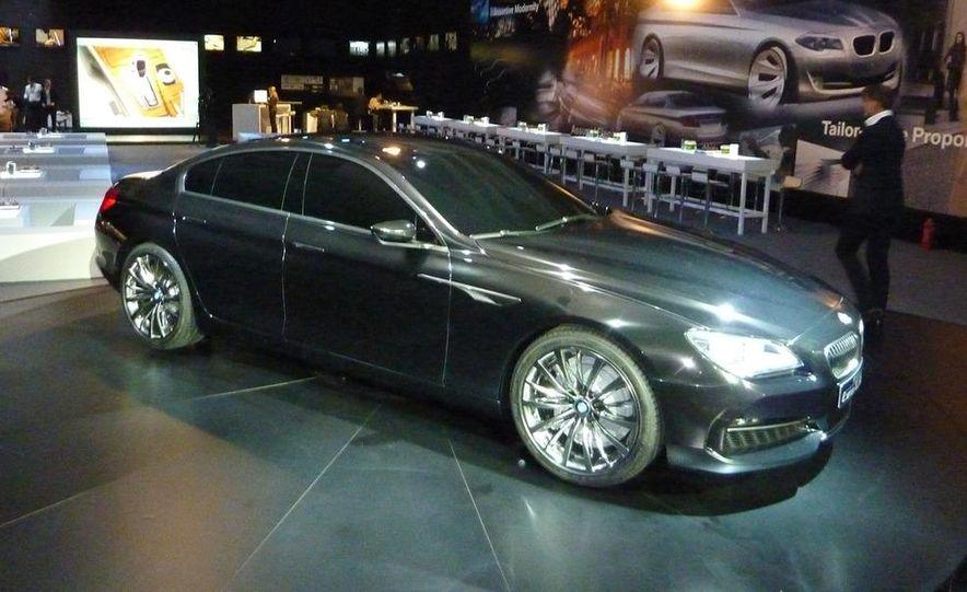 BMW Concept Gran Coupé - Slide 16
