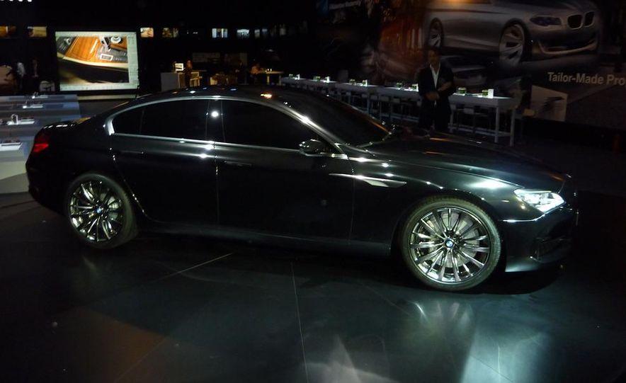 BMW Concept Gran Coupé - Slide 17