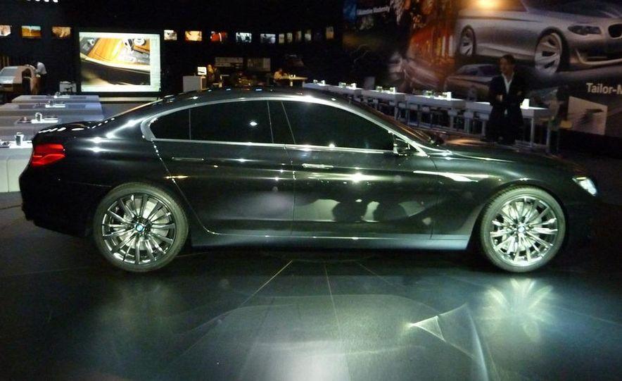 BMW Concept Gran Coupé - Slide 18