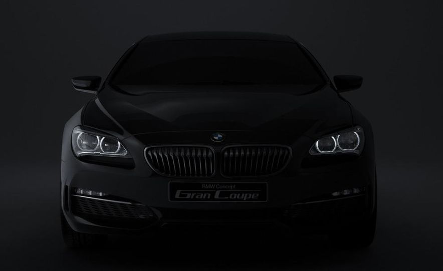BMW Concept Gran Coupé - Slide 32