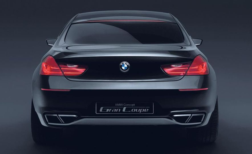 BMW Concept Gran Coupé - Slide 26
