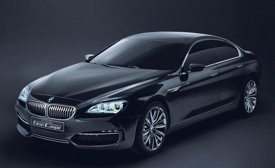 BMW Concept Gran Coupé - Slide 25