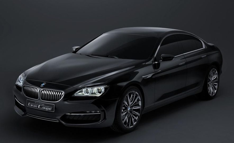 BMW Concept Gran Coupé - Slide 29