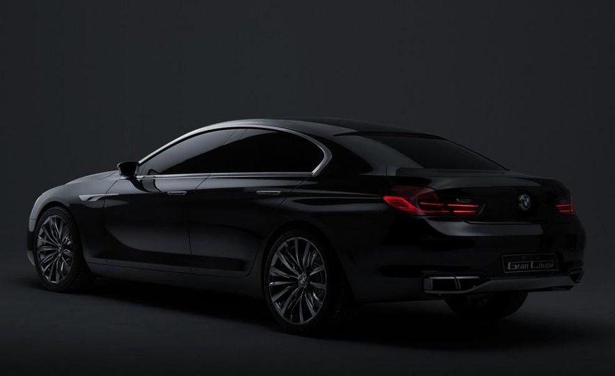 BMW Concept Gran Coupé - Slide 30