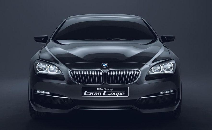 BMW Concept Gran Coupé - Slide 28