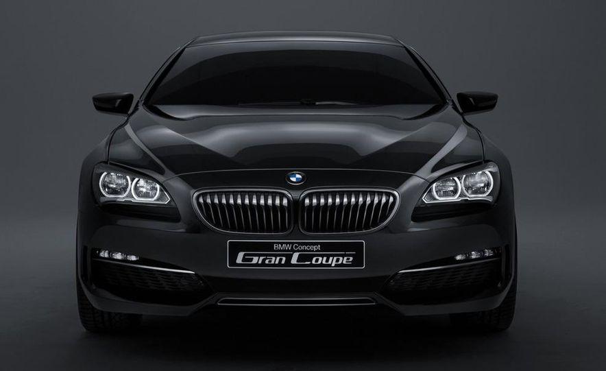 BMW Concept Gran Coupé - Slide 33