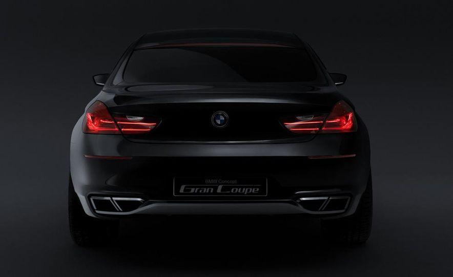 BMW Concept Gran Coupé - Slide 34