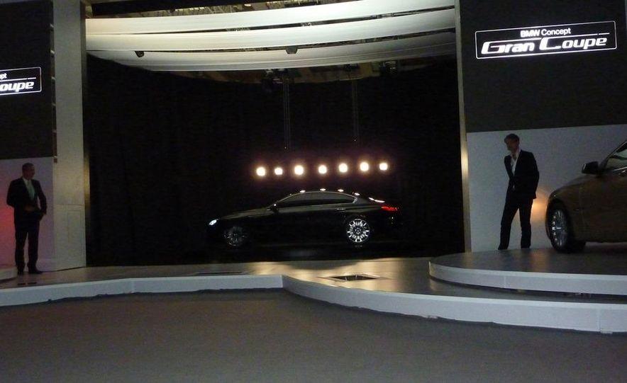 BMW Concept Gran Coupé - Slide 1