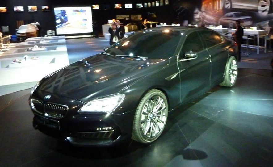 BMW Concept Gran Coupé - Slide 2