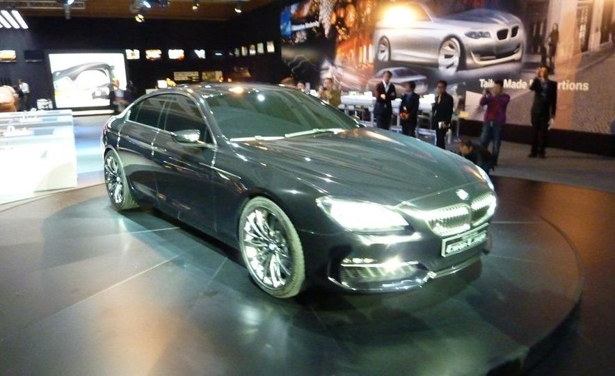 BMW Concept Gran Coupé - Slide 3
