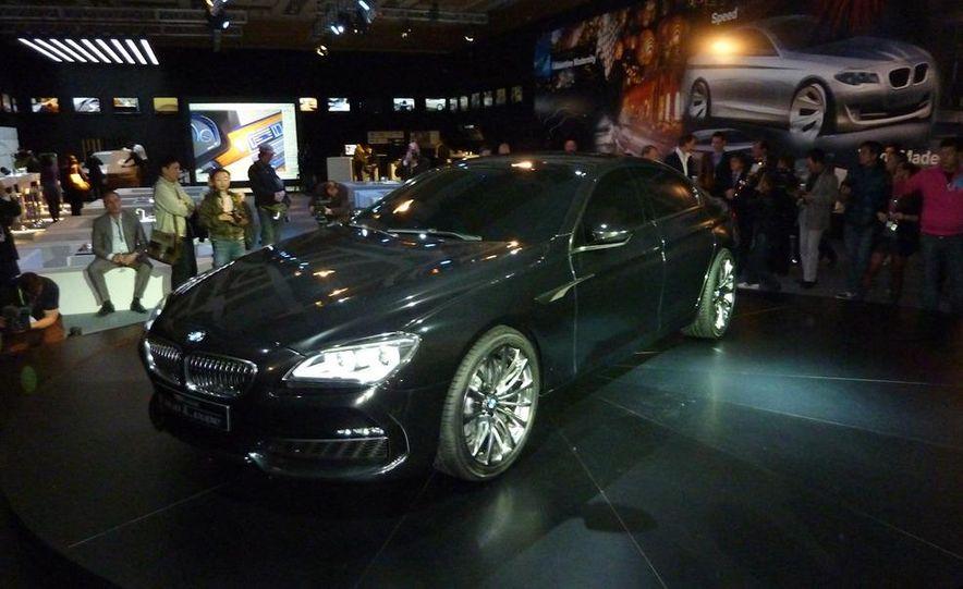 BMW Concept Gran Coupé - Slide 4