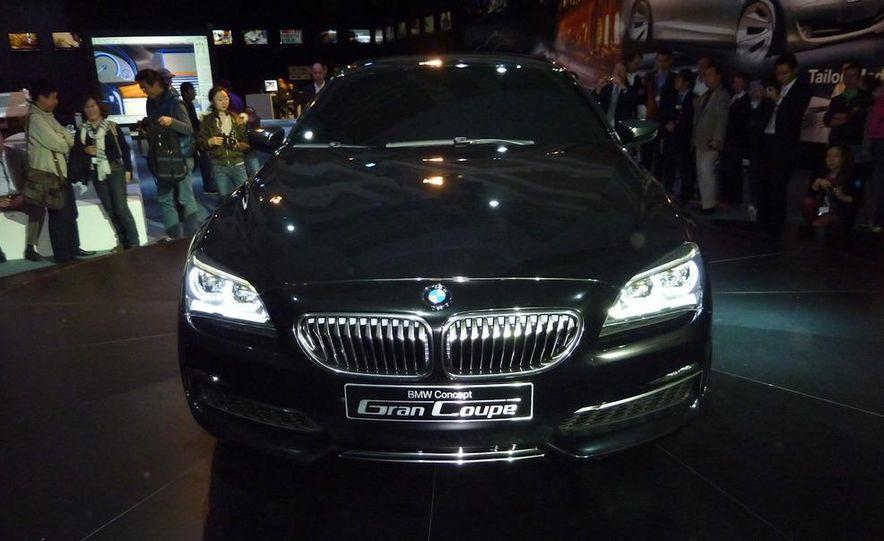 BMW Concept Gran Coupé - Slide 5