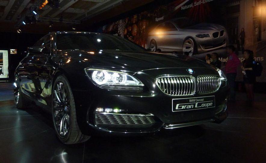 BMW Concept Gran Coupé - Slide 6